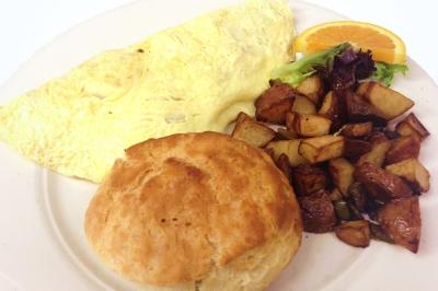 Chops Omelet